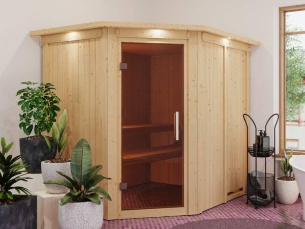 Wolff Finnhaus Sauna Aliki