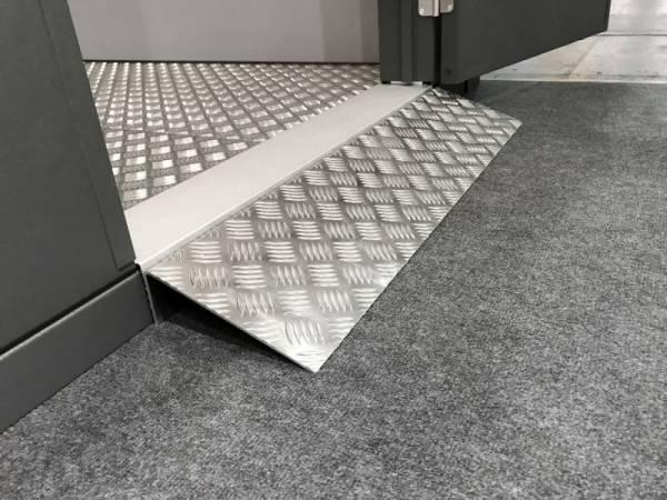 Wolff Finnhaus Eleganto Rampe für Einzeltür