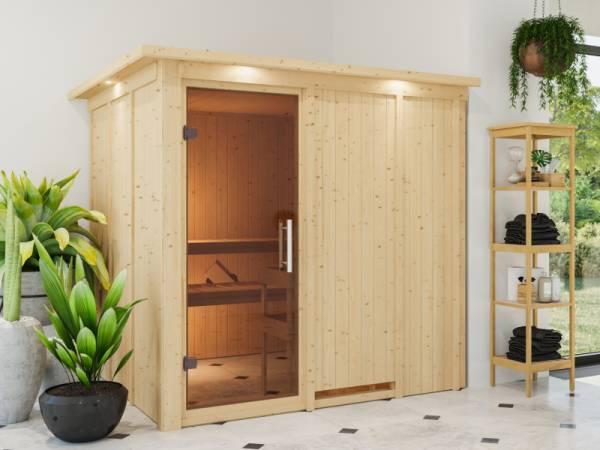 Wolff Finnhaus Sauna Daphne