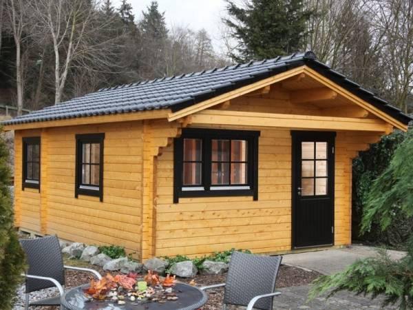 Wolff Finnhaus Ferienhaus Göteborg 70-D