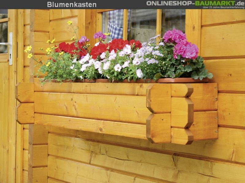 Wolff Finnhaus Blumenkasten 90 cm