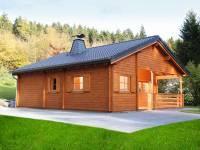 Wolff Finnhaus Ferienhaus Vogelsberg 70