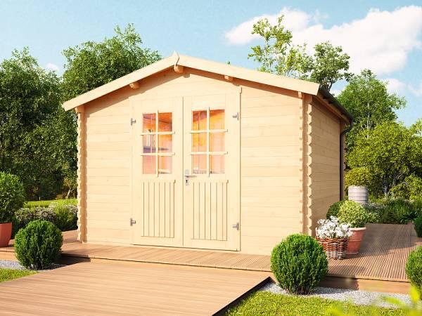 Wolff Finnhaus Aktionshaus Paris A 28 mm natur