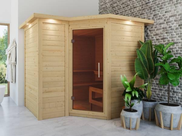 Wolff Finnhaus Sauna Lisias