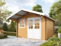 Wolff Finnhaus Gartenhaus Lisa 44-A XL in Fichte