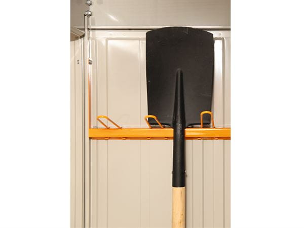 Wolff Finnhaus Gerätehalter Wand 21 für Metall-Gerätehaus