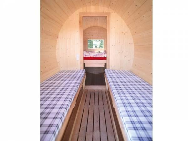 Wolff Finnhaus Campingfass: Matratze für Vorraum