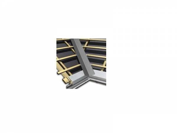 Kehlblech Typ 7, für Winkel- und Erkerdächer