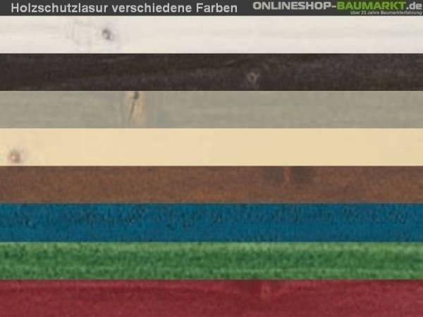 Wolff Anstrichkosten Holzlasur Lugano 42-A