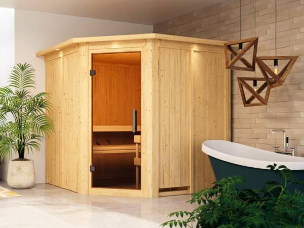 Wolff Finnhaus Sauna Gaia