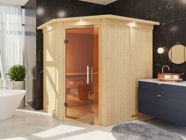 Wolff Finnhaus Sauna Helia