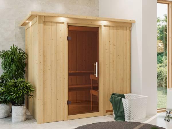 Wolff Finnhaus Sauna Despina