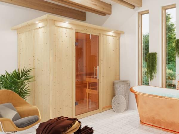 Wolff Finnhaus Sauna Elaia
