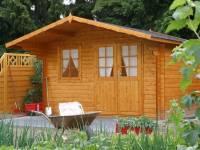 Wolff Finnhaus Gartenhaus Lisa 44-A XL