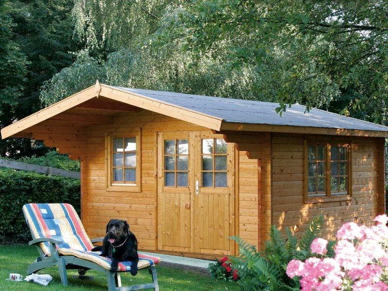wolff finnhaus gartenhaus nordkap 70 m xl iso. Black Bedroom Furniture Sets. Home Design Ideas