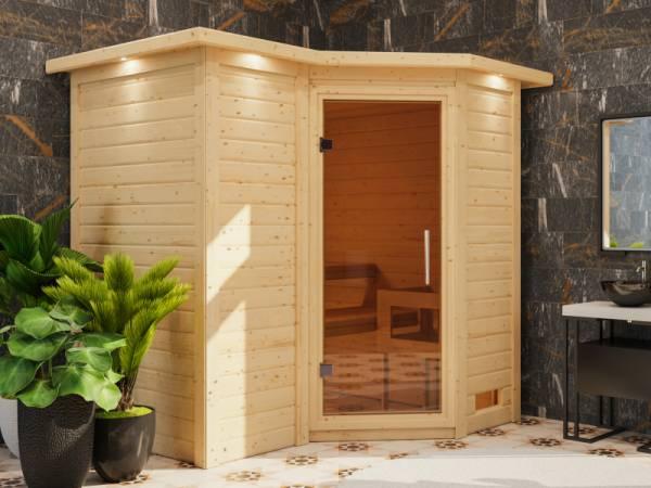 Wolff Finnhaus Sauna Ares