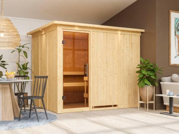 Wolff Finnhaus Sauna Xena