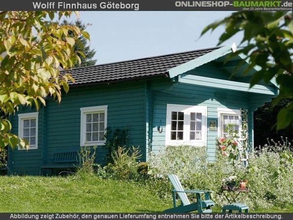Wolff Finnhaus Ferienhaus Göteborg 70-D - inkl. Schindeln -