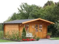 Wolff Finnhaus Gartenhaus Kim 44-B XL