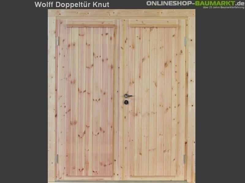 Wolff Finnhaus Doppeltür Knut 34