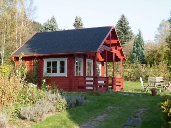 Wolff Finnhaus Ferienhaus Sauerland 92-A