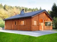 Wolff Finnhaus Ferienhaus Vogelsberg 92