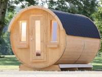 Wolff Finnhaus Campingfass 446/2-Raum montiert