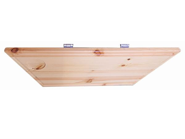 Wolff Finnhaus Grillkota Grilltisch zum Ausklappen