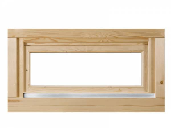 Wolff Finnhaus Kipp-Fenster Pulti 34 Milchglas