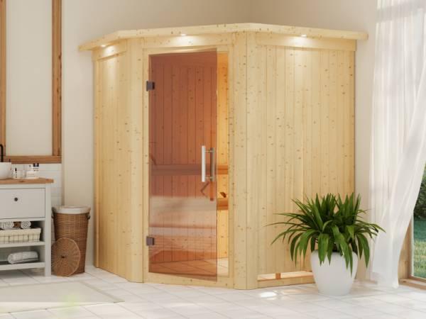 Wolff Finnhaus Sauna Dorea