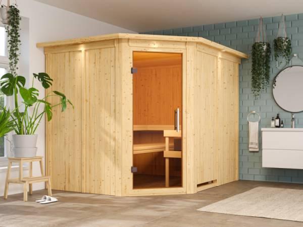 Wolff Finnhaus Sauna Medea