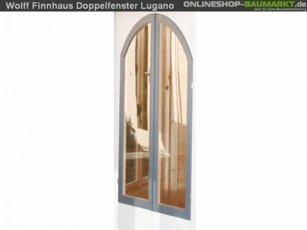 Wolff Finnhaus Doppelfenster geschlossen für Lugano 1 Stück