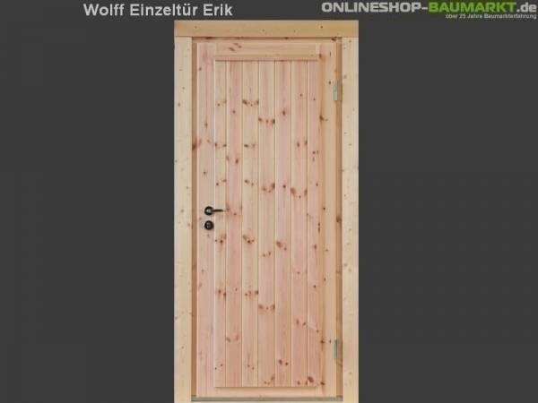 Wolff Finnhaus Einzeltür Erik XL 70