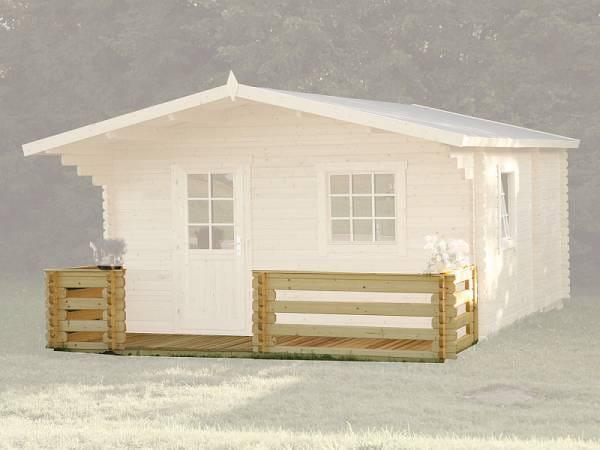 Wolff Terrasse 70.5 asymmetrisch