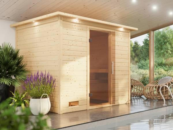 Wolff Finnhaus Sauna Nikos