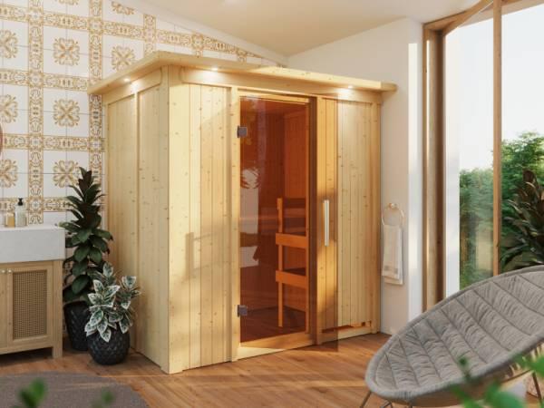 Wolff Finnhaus Sauna Diona