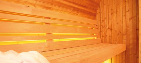 Sauna Zubehör