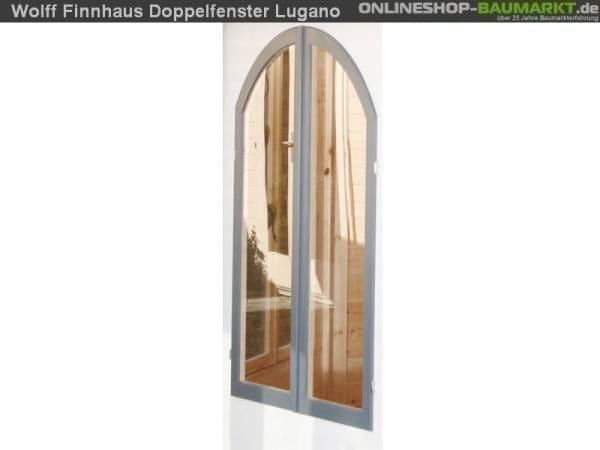 Wolff Finnhaus Doppelfenster Lugano 42-A geschl. im Tausch